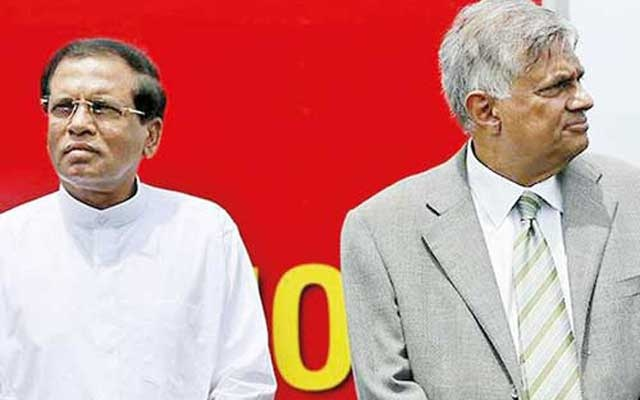 Lanka's Joint Oppn moves no-confidence motion against Wickremesinghe